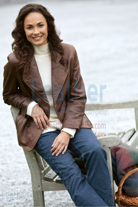 Peacoat For Womens Plus Size Pea Coat Leather Collection